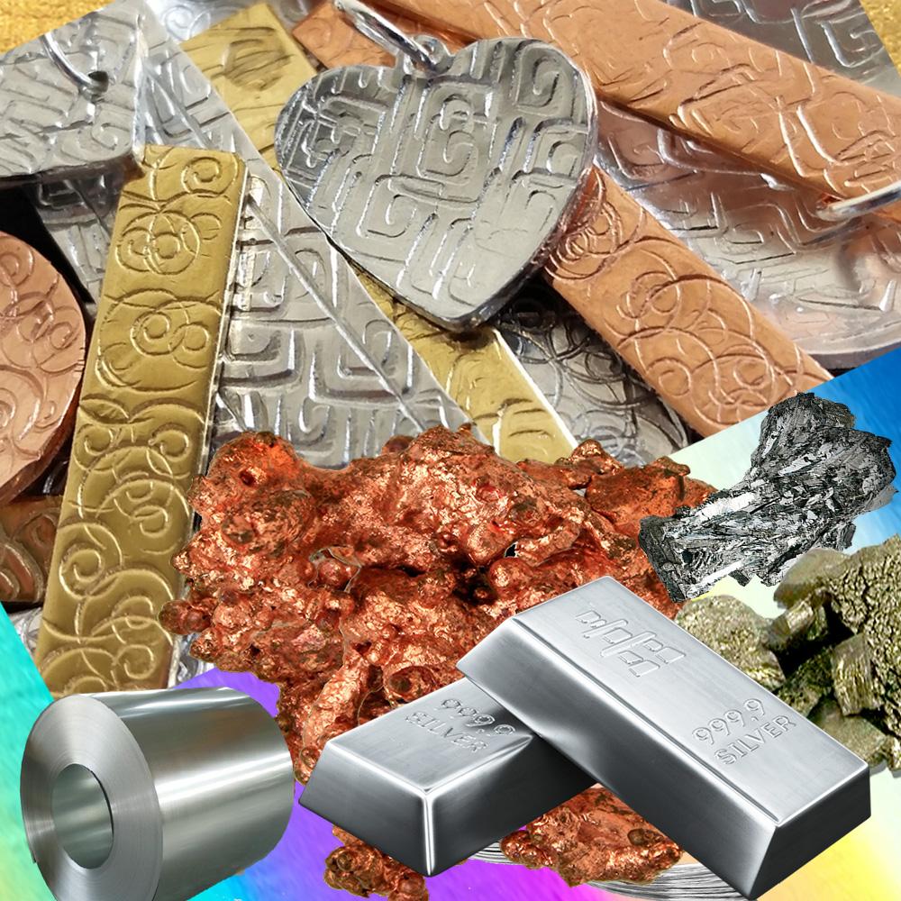 Kimi Designs Metal Materials