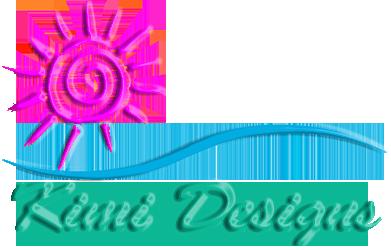 Kimi Designs Teal Logo 391 x 250 em