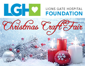 Kimi Designs at Lion Gates Hospital Christmas Craft Fair