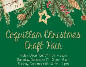 Kimi Designs at The 39th Annual Coquitlam Christmas Craft Fair