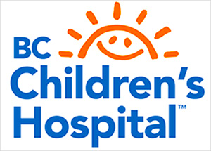 Kimi designs at the BC Children's Hospital