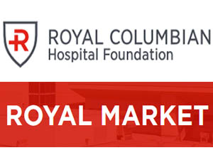 Kimi Designs at the Royal Columbian Hospital Foundation Royal Market