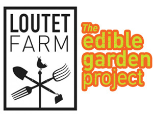 Kimi Designs at Loutet Farmers Market ~ The Edible Garden Project