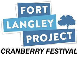 Kimi Designs at Fort Langley Cranberry Festival - Celebrating the region's history and tradition